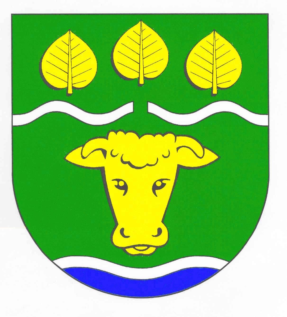Wappen GemeindeWittbek, Kreis Nordfriesland