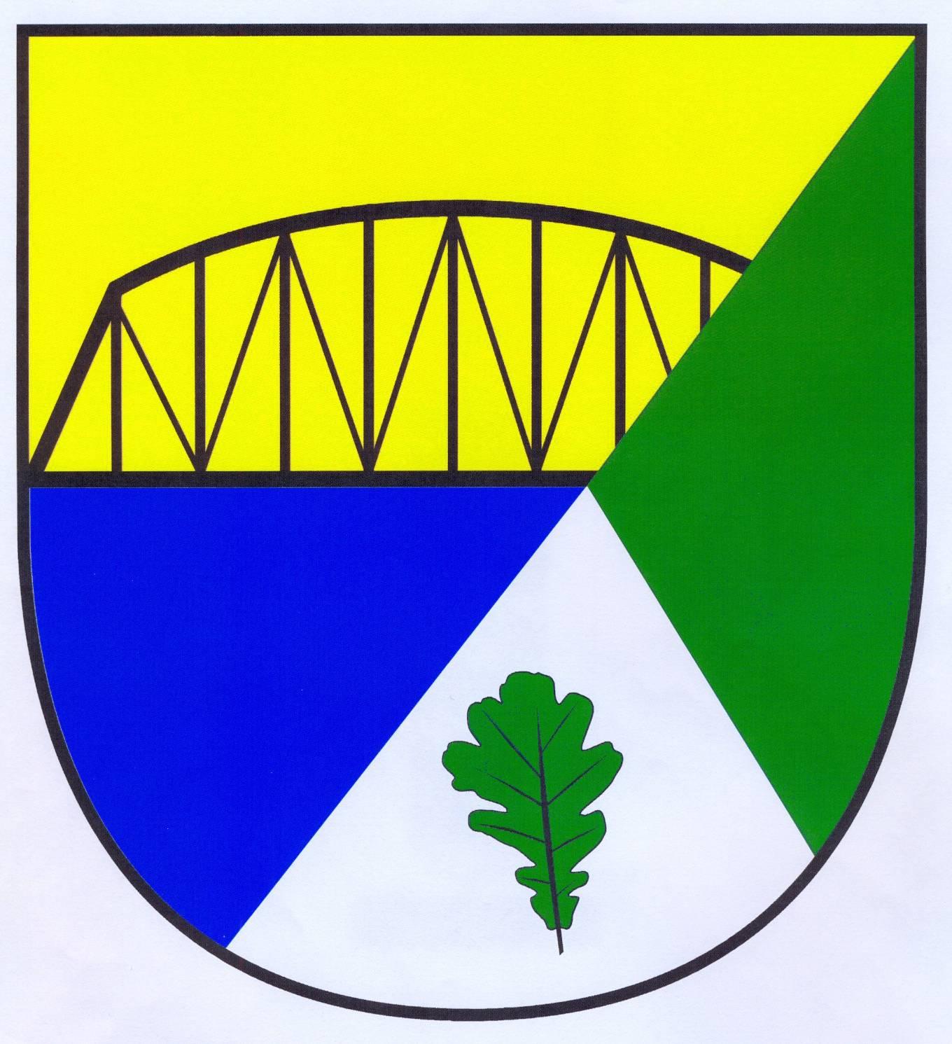 Wappen GemeindeWittenbergen, Kreis Steinburg