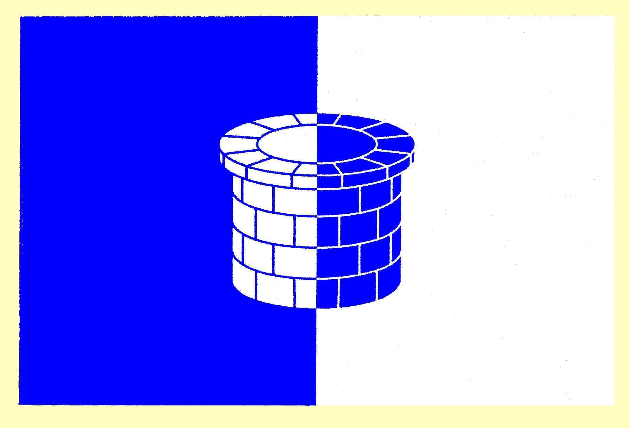 Flagge GemeindeWittenborn, Kreis Segeberg