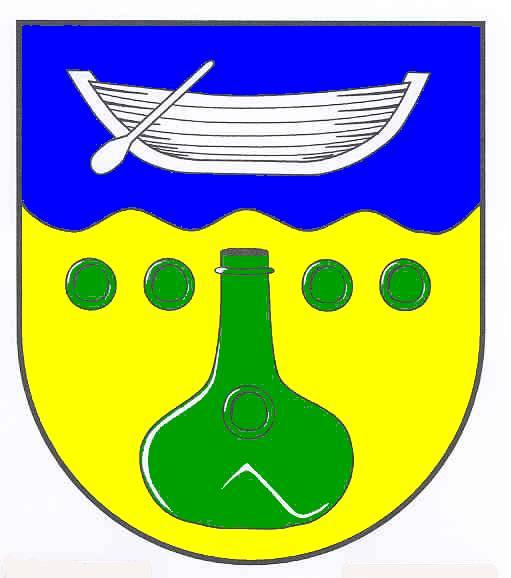 Wappen GemeindeWittmoldt, Kreis Plön