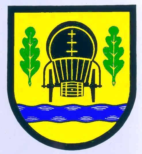 Wappen GemeindeWitzeeze, Kreis Herzogtum Lauenburg