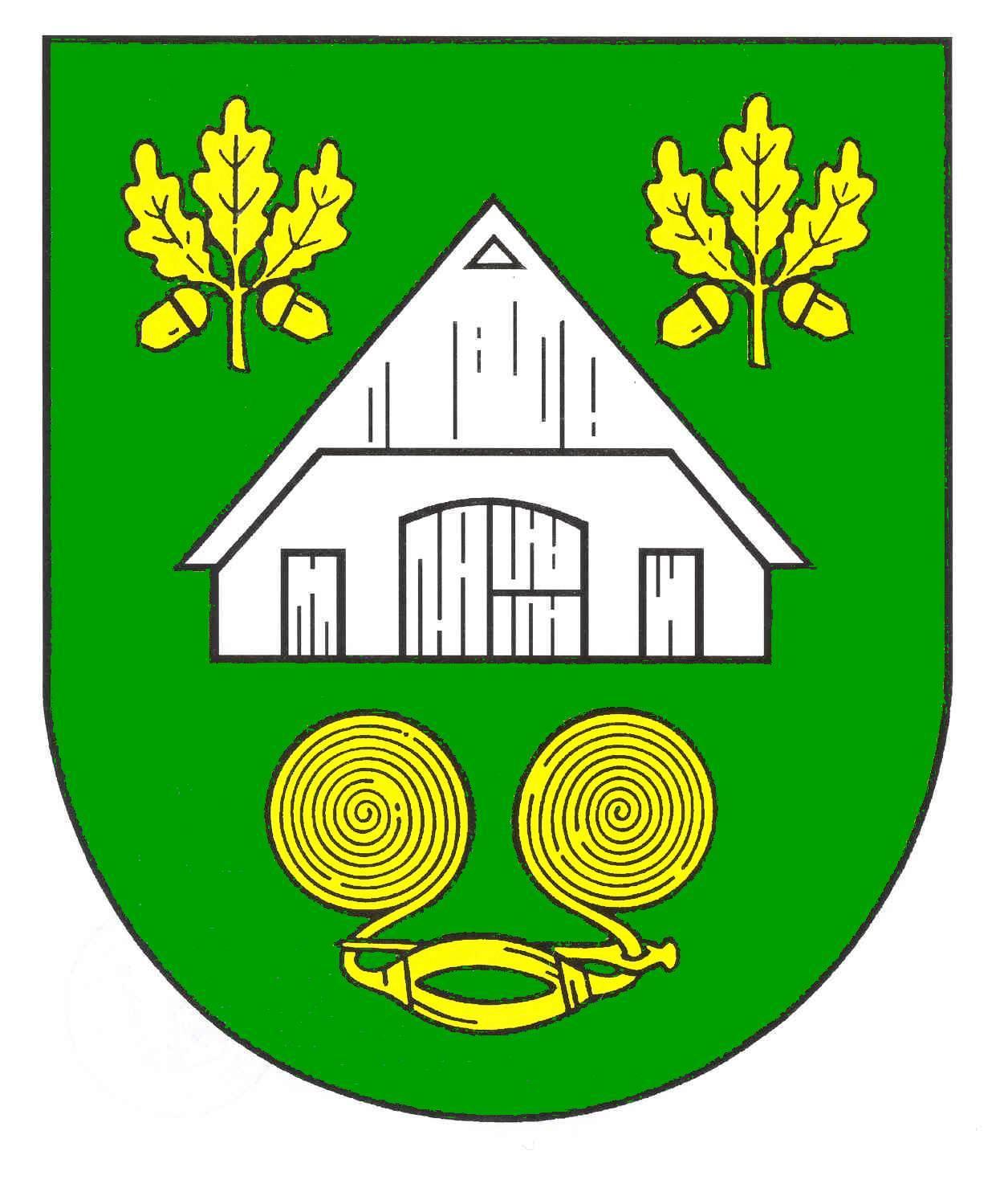 Wappen GemeindeWitzhave, Kreis Stormarn