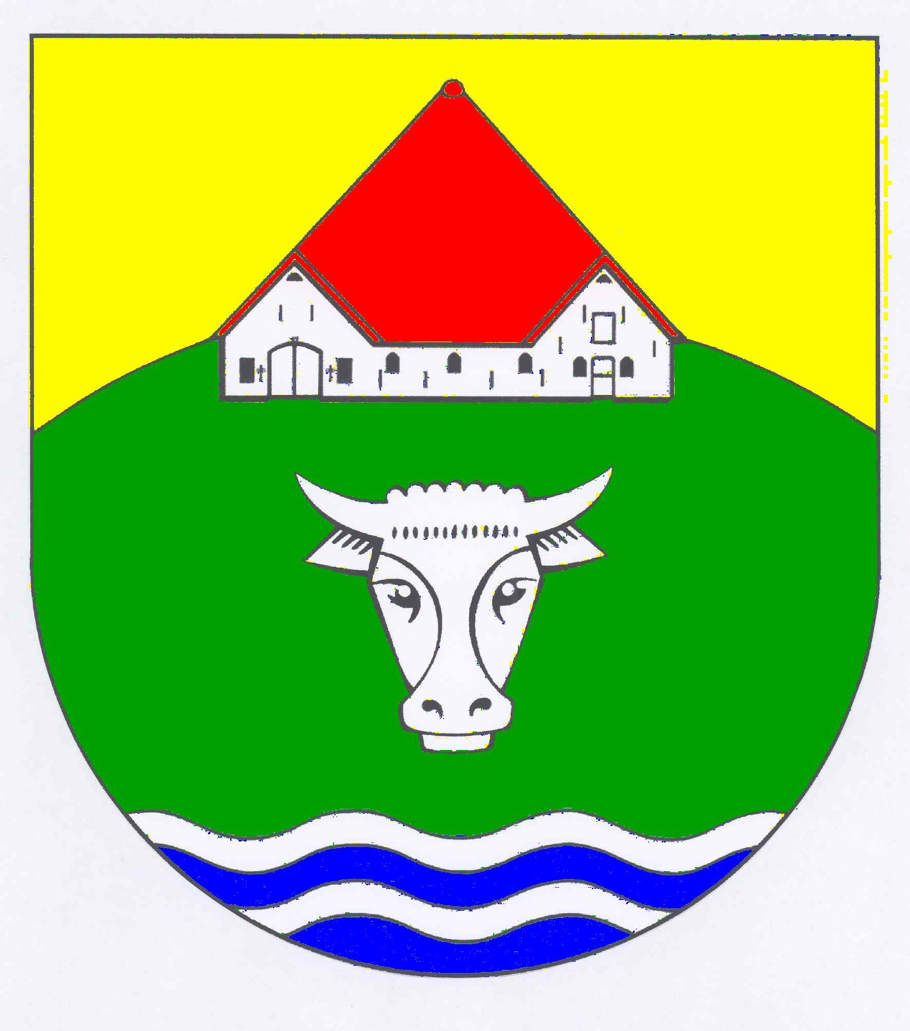 Wappen GemeindeWitzwort, Kreis Nordfriesland