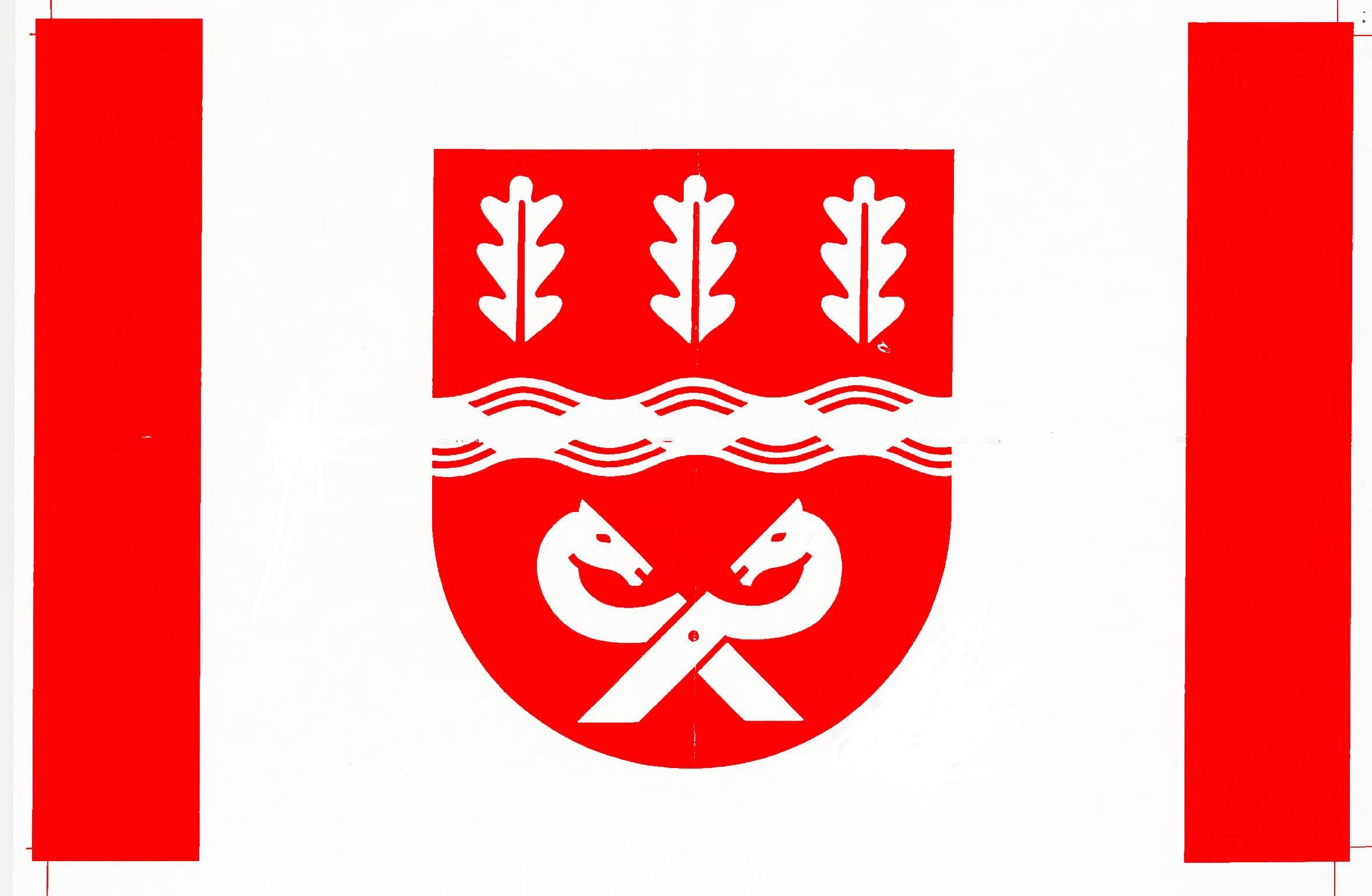 Flagge GemeindeWohltorf, Kreis Herzogtum Lauenburg