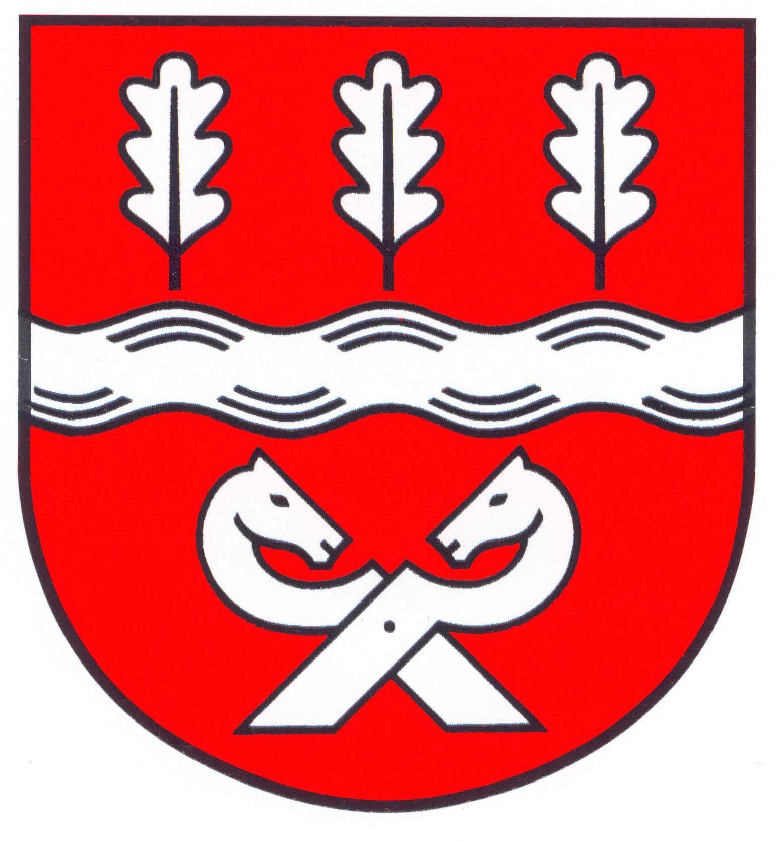 Wappen GemeindeWohltorf, Kreis Herzogtum Lauenburg