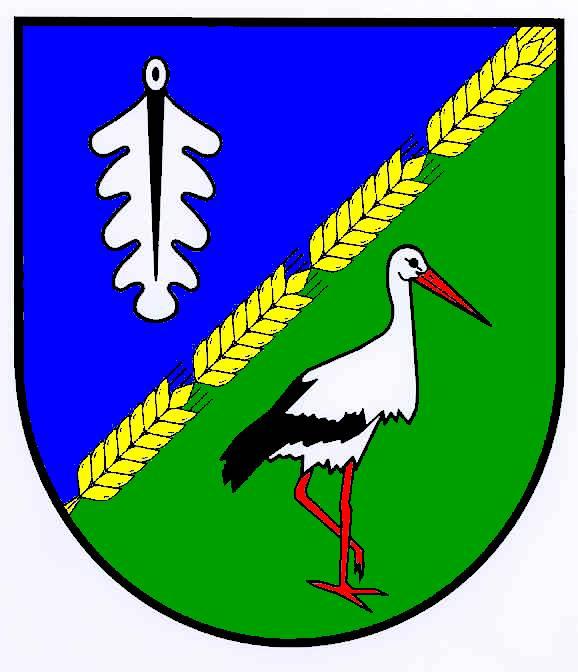 Wappen GemeindeWoltersdorf, Kreis Herzogtum Lauenburg