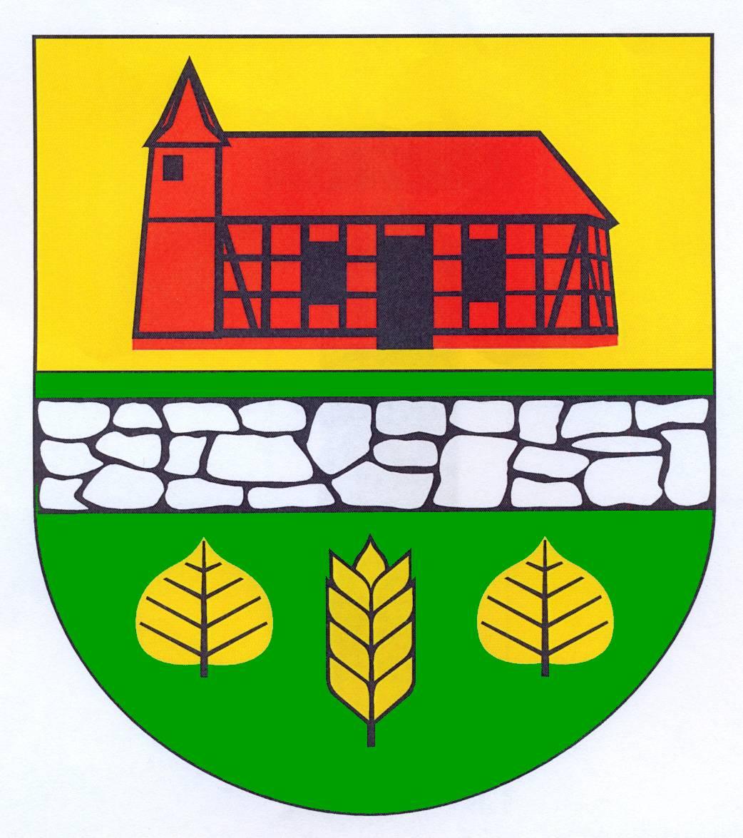 Wappen GemeindeWorth, Kreis Herzogtum Lauenburg