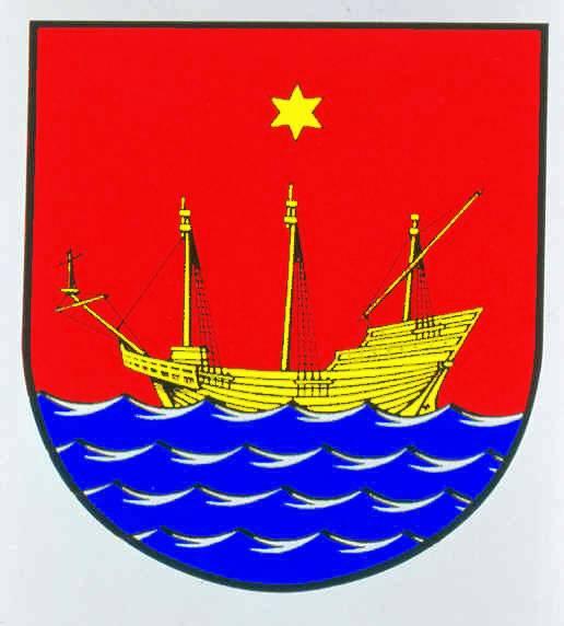 Wappen StadtWyk auf Föhr, Kreis Nordfriesland