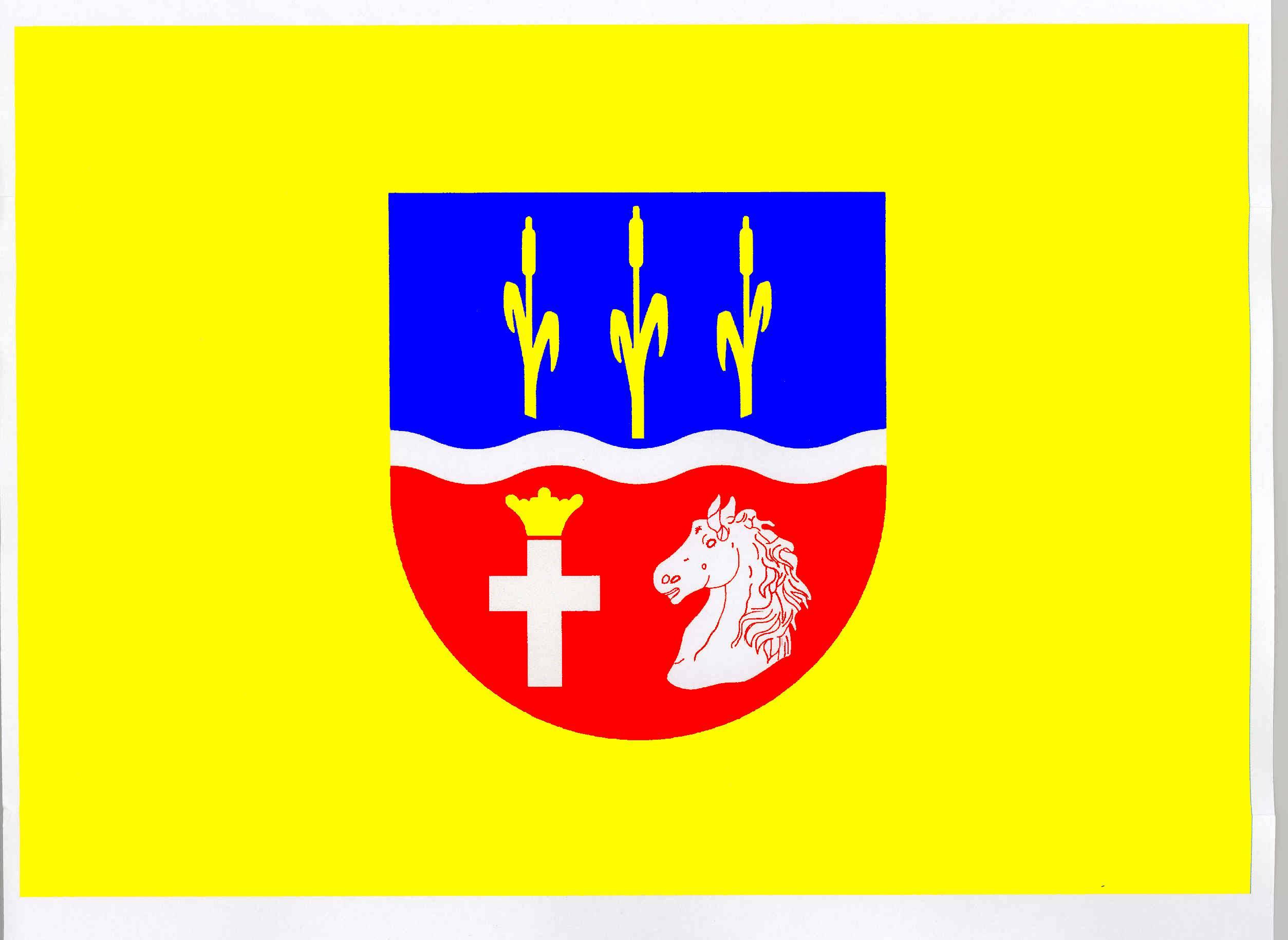Flagge GemeindeZiethen, Kreis Herzogtum Lauenburg